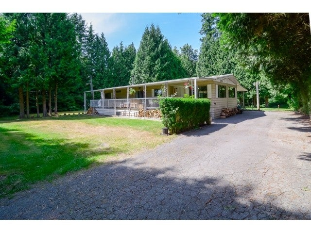 23005 75 AV - Fort Langley House with Acreage for sale, 3 Bedrooms (F1444119) #1