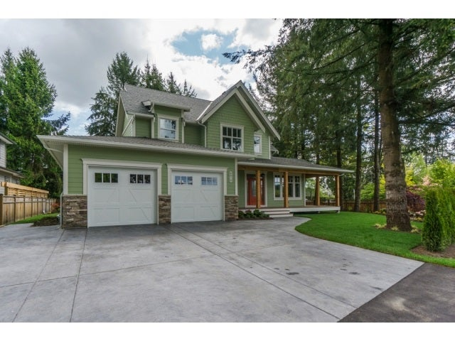8810 WRIGHT STREET - Fort Langley House/Single Family for sale, 4 Bedrooms (R2005075) #1