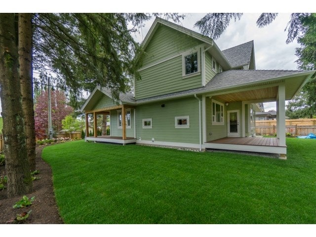 8810 WRIGHT STREET - Fort Langley House/Single Family for sale, 4 Bedrooms (R2005075) #20