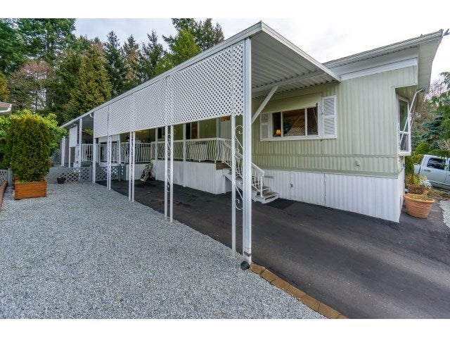 7 2270 196 STREET - Brookswood Langley Manufactured for sale, 2 Bedrooms (R2028084) #2
