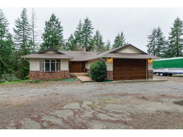 3139 207A STREET - Brookswood Langley House with Acreage for sale, 3 Bedrooms (R2032390) #1