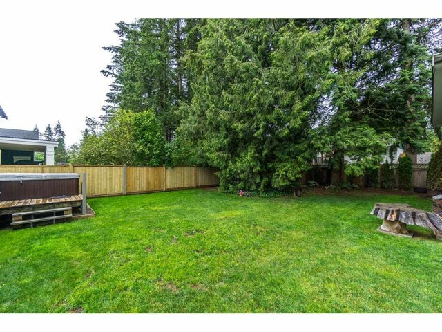 4081 207 STREET - Brookswood Langley House/Single Family for sale, 4 Bedrooms (R2088952) #19