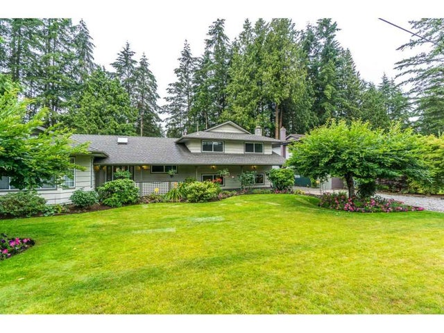 4081 207 STREET - Brookswood Langley House/Single Family for sale, 4 Bedrooms (R2088952) #1