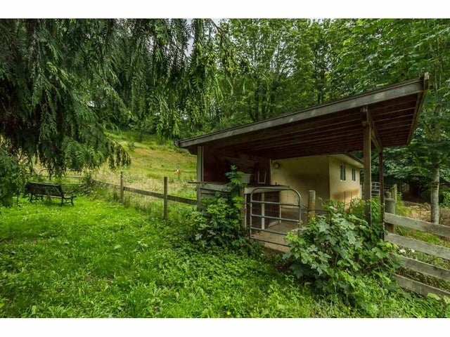 4634 UDY ROAD - Sumas Mountain House with Acreage for sale, 6 Bedrooms (R2089684) #16