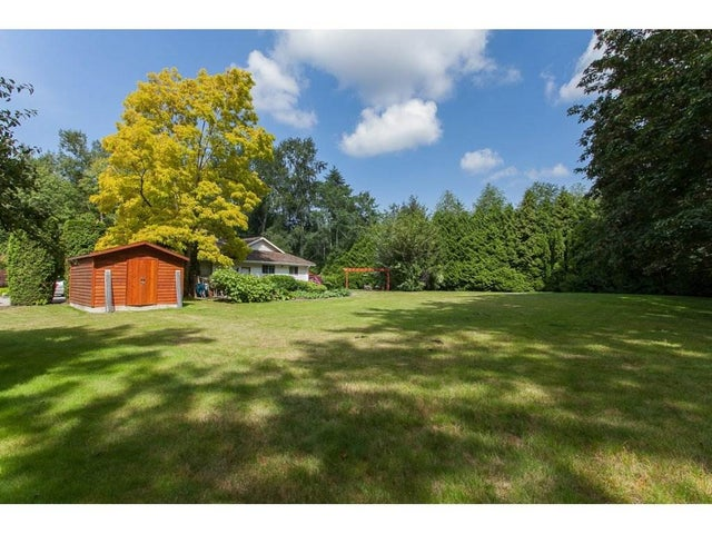 20569 32 AVENUE - Brookswood Langley House with Acreage for sale, 5 Bedrooms (R2092893) #20