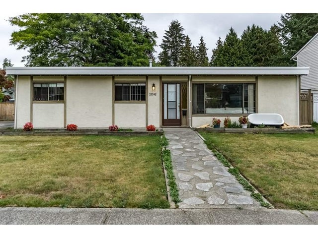 20545 50 AVENUE - Langley City House/Single Family for sale, 3 Bedrooms (R2106331) #1