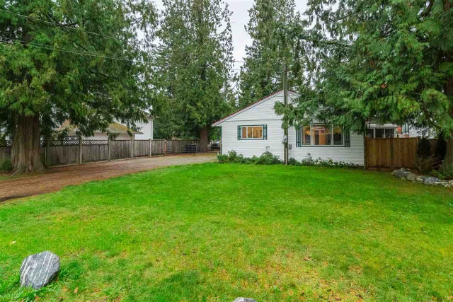 4142 207 STREET - Brookswood Langley House/Single Family for sale, 2 Bedrooms (R2119498) #1