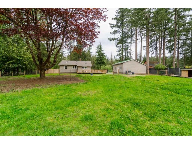 19894 24 AVENUE - Brookswood Langley House with Acreage for sale, 4 Bedrooms (R2164002) #19