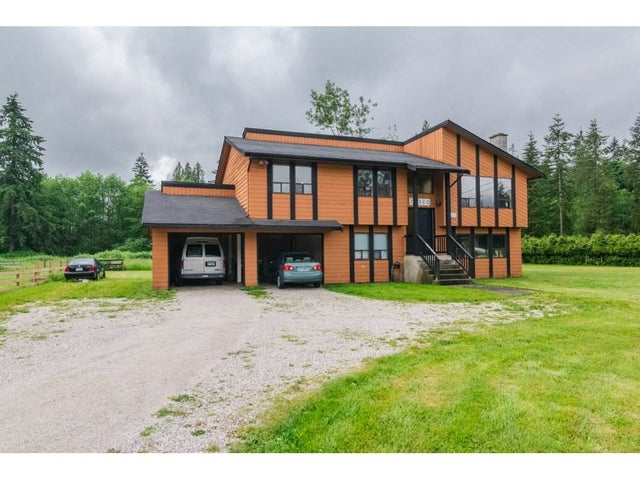20320 24 AVENUE - Brookswood Langley House with Acreage for sale, 4 Bedrooms (R2173283) #1