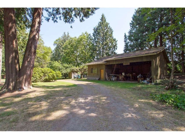 23077 FRASER HIGHWAY - Salmon River House with Acreage for sale, 5 Bedrooms (R2191287) #19
