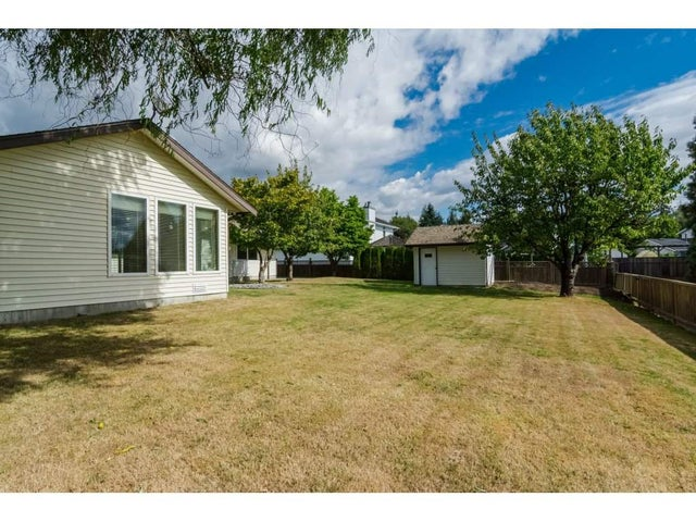 18174 54 AVENUE - Cloverdale BC House/Single Family for sale, 3 Bedrooms (R2215491) #17