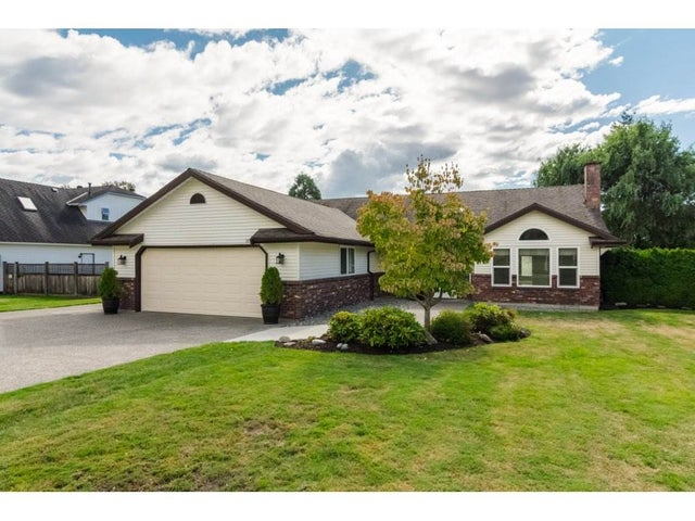 18174 54 AVENUE - Cloverdale BC House/Single Family for sale, 3 Bedrooms (R2215491) #1