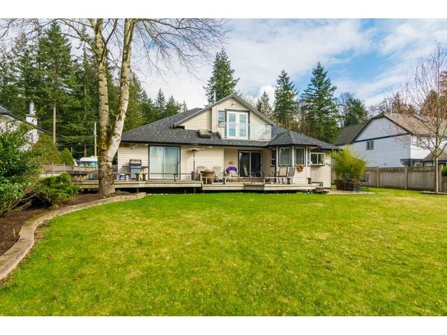 2351 202 STREET - Brookswood Langley House with Acreage for sale, 5 Bedrooms (R2249608) #16
