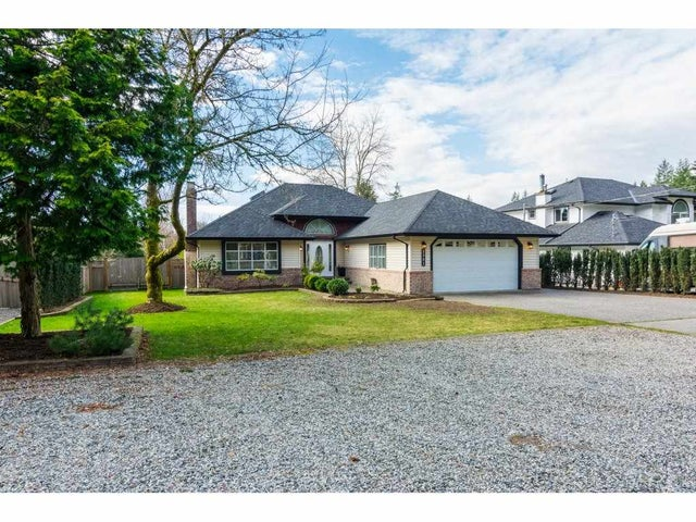 2351 202 STREET - Brookswood Langley House with Acreage for sale, 5 Bedrooms (R2249608) #1